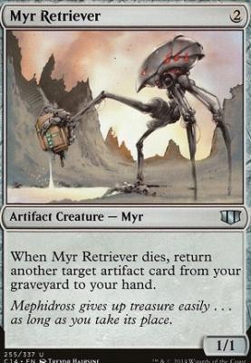 Commander 2014: Myr Retriever
