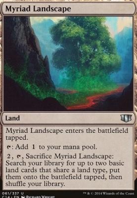 Commander 2014: Myriad Landscape