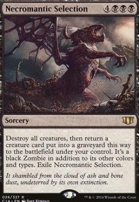 Commander 2014: Necromantic Selection