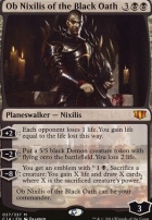 Commander 2014: Ob Nixilis of the Black Oath (Oversized Foil)