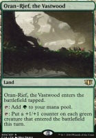 Commander 2014: Oran-Rief, the Vastwood