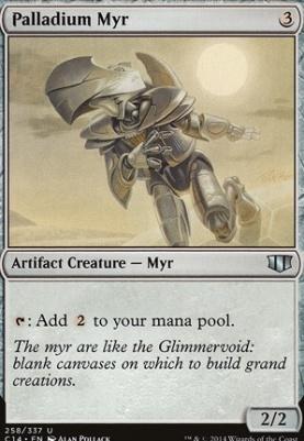 Commander 2014: Palladium Myr