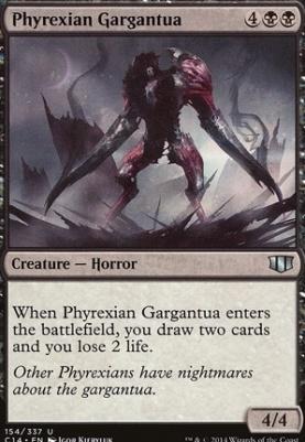 Commander 2014: Phyrexian Gargantua