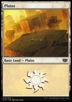 Commander 2014: Plains (318 A)