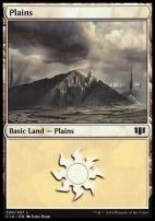 Commander 2014: Plains (320 C)