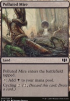 Commander 2014: Polluted Mire