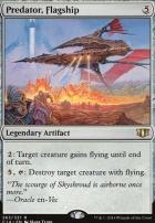 Commander 2014: Predator, Flagship