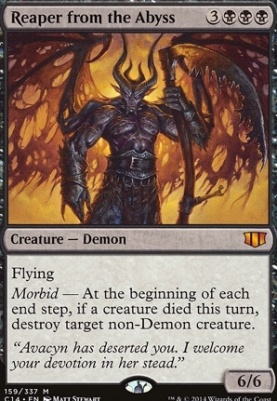 Commander 2014: Reaper from the Abyss