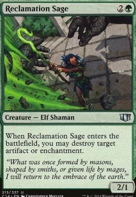 Commander 2014: Reclamation Sage