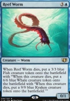 Commander 2014: Reef Worm