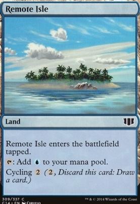 Commander 2014: Remote Isle