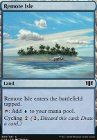Commander 2014: Remote Isle