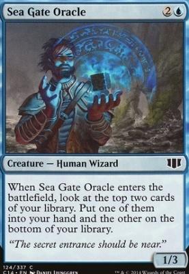 Commander 2014: Sea Gate Oracle