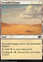 Commander 2014: Secluded Steppe