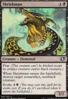 Commander 2014: Shriekmaw