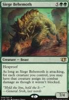 Commander 2014: Siege Behemoth
