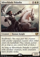 Commander 2014: Silverblade Paladin