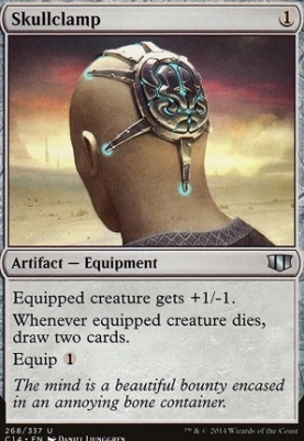 Commander 2014: Skullclamp