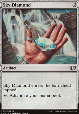 Commander 2014: Sky Diamond