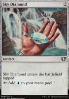 Commander 2014: Sky Diamond