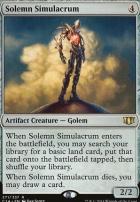 Commander 2014: Solemn Simulacrum