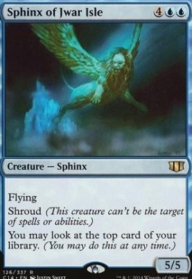 Commander 2014: Sphinx of Jwar Isle