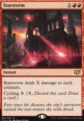 Commander 2014: Starstorm