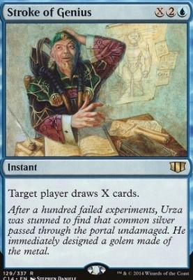 Commander 2014: Stroke of Genius