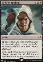 Commander 2014: Sudden Spoiling