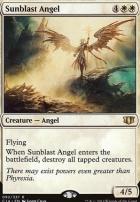 Commander 2014: Sunblast Angel