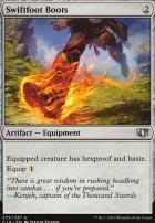 Commander 2014: Swiftfoot Boots