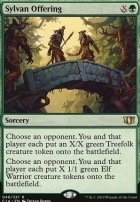 Commander 2014: Sylvan Offering