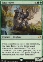 Commander 2014: Terastodon