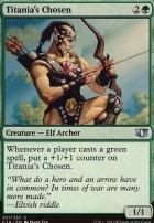Commander 2014: Titania's Chosen