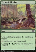 Commander 2014: Tranquil Thicket