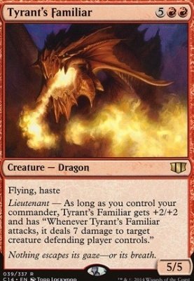 Commander 2014: Tyrant's Familiar