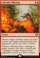 Commander 2014: Volcanic Offering