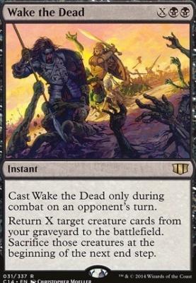 Commander 2014: Wake the Dead