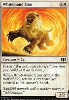 Commander 2014: Whitemane Lion