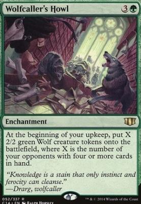 Commander 2014: Wolfcaller's Howl
