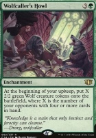 Commander 2014: Wolfcaller's Howl
