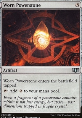 Commander 2014: Worn Powerstone