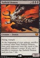 Commander 2014: Xathrid Demon