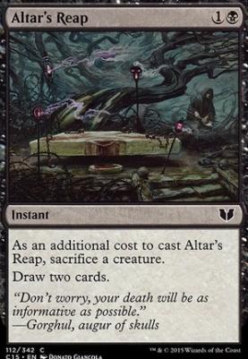 Commander 2015: Altar's Reap