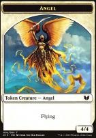 Commander 2015: Angel Token - Knight Token (Stewart)
