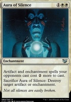 Commander 2015: Aura of Silence