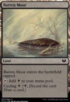 Commander 2015: Barren Moor