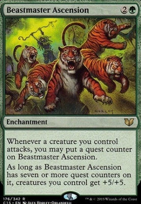 Commander 2015: Beastmaster Ascension