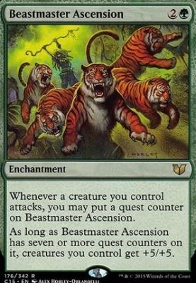 Commander 2015: Beastmaster Ascension