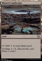 Commander 2015: Blasted Landscape